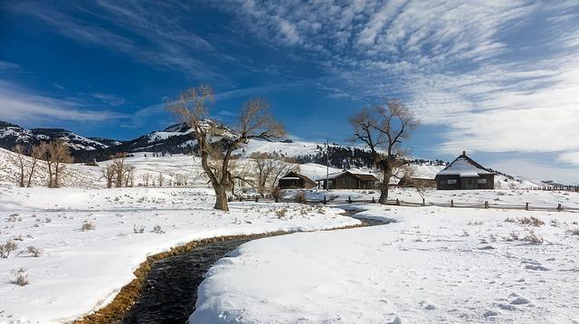 טיול בארץ בחורף