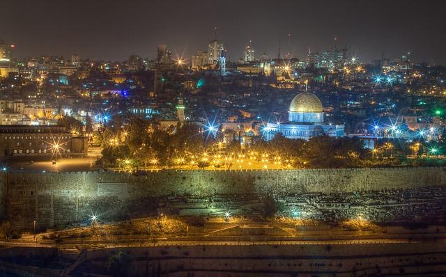 לחגוג אירוע בירושלים