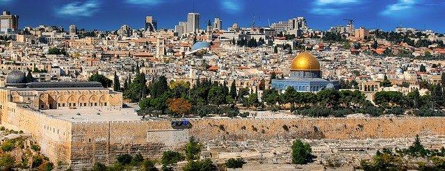 מקומות לינה בירושלים
